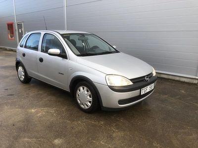 begagnad Opel Corsa endast 6500 mil