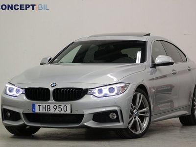 begagnad BMW 430 Gran Coupé d Aut M-Sport Euro 6 258hk