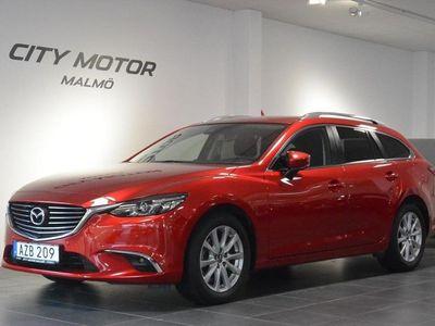 begagnad Mazda 6 2,0 165hk Vision Wagon AT