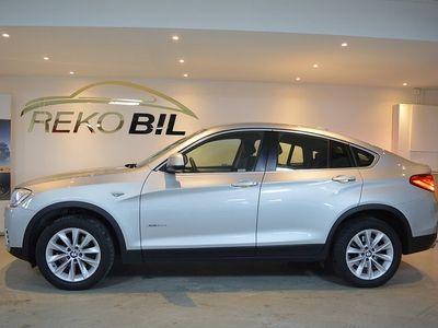 gebraucht BMW X4 30D xDrive Navi Drag 258HK EU6 -15