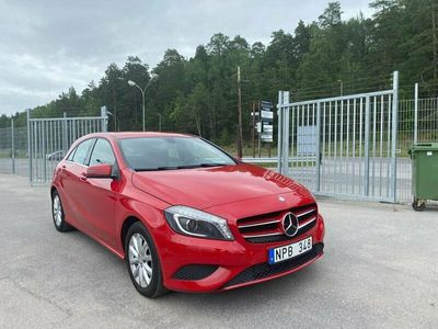 begagnad Mercedes A180 CDI 7G-DCT 109hk 8400 mil Dragkrok