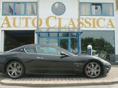 begagnad Maserati Granturismo 2010, Sedan Pris 485 000 kr