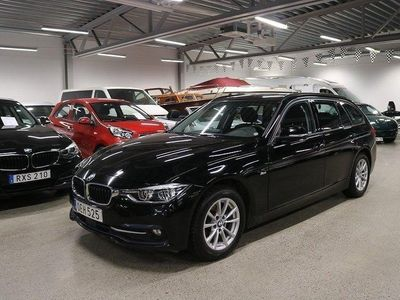 begagnad BMW 320 d xDrive Sport line 190hk