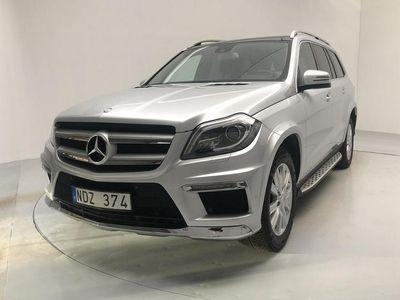 begagnad Mercedes GL350 CDI BlueTEC 4MATIC