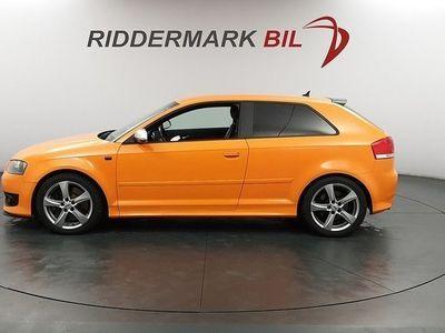 begagnad Audi S3 2.0 TFSI quattro Ambition 265hk