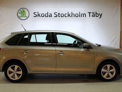 begagnad Skoda Rapid Elegance TSi 105 -15