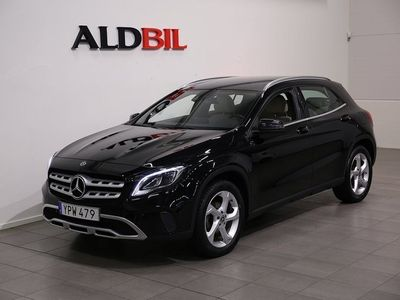 begagnad Mercedes GLA220 d 4M 170hk 4Matic Fleet Editon - 1.99% Ränta