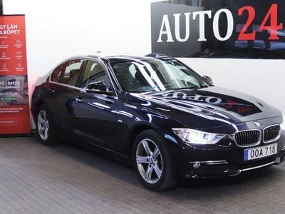 begagnad BMW 320 dA xDrive Luxury Skinn GPS Xenon Connected Drive Sedan PDC