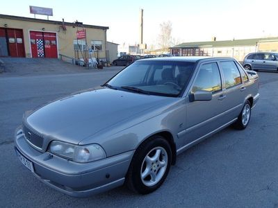 begagnad Volvo S70 2.0 126hk -98
