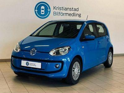 begagnad VW up! ! 5-dörrar 1.0 60hk