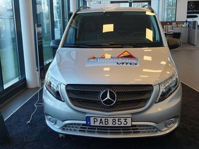 begagnad Mercedes Vito Benz 119 Skåp lång Edition 1 4wd Automat 2019, Transportbil 512 375 kr