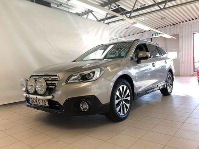 begagnad Subaru Outback 2.0D Summit Drag/Qpax båge