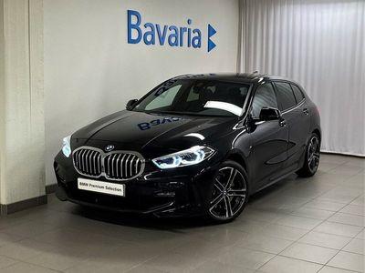 begagnad BMW 120 d xDrive M-sport 1,95% Nav Taklucka Nypris 429 600 kr