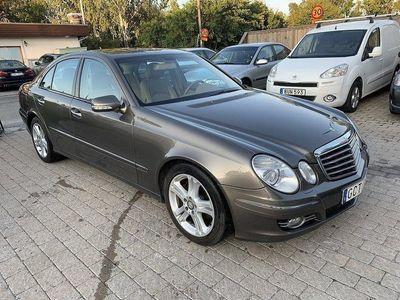 begagnad Mercedes E200 Kompressor 5G-Tronic 184h