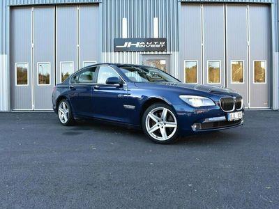 begagnad BMW 730 D Sedan 245 HK Navigation Värmare Komfortstolar