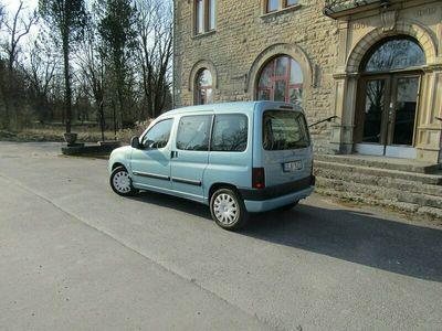begagnad Citroën Berlingo Multispace 5 sitsig