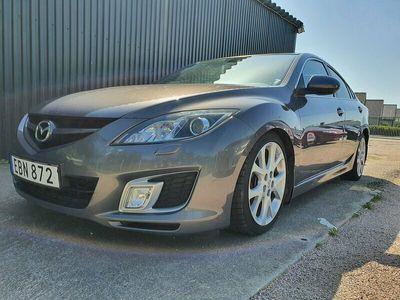begagnad Mazda 6 Sedan 2.5 MZR Sport 170hk