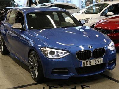 begagnad BMW M135 i xDrive Kamera Aut