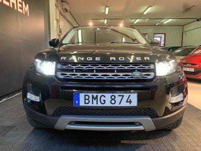 begagnad Land Rover Range Rover evoque 5-dörrar 2.2 TD