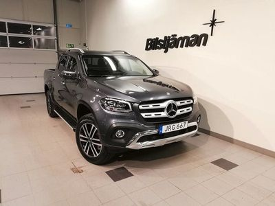 begagnad Mercedes X250 4-Matic Progressive Power -18