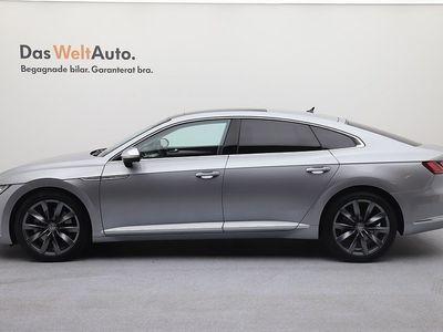 second-hand VW Arteon TDI 240 GTS Executive Drag P-värmare Panorama