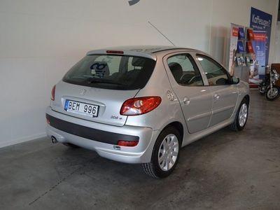 begagnad Peugeot 206+ 1.4 5dr (73hk) / Motorvärmare