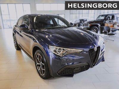 begagnad Alfa Romeo Stelvio Sprint 200 hk Automat