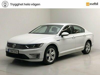 begagnad VW Passat GTE 1.4 Plug-in-Hybrid (218hk)