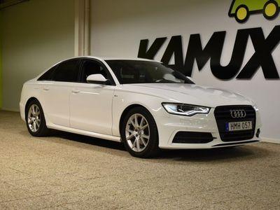 begagnad Audi A6 2.0 TDI Ultra (190hk)
