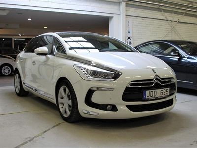 begagnad Citroën DS5 2.0 HDi Automat 163hk