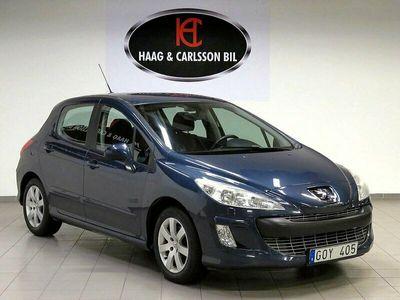 begagnad Peugeot 308 2,0 HDI 5D