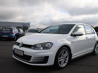 begagnad VW Golf GTD DSG6 2015, Kombi 219 900 kr