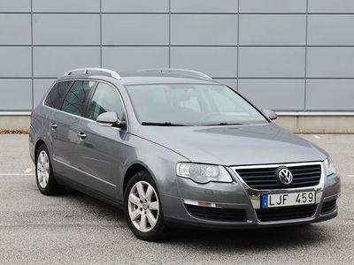 begagnad VW Passat Variant Kombi 2.0 Sportline 150hk Besiktigad Svensksåld