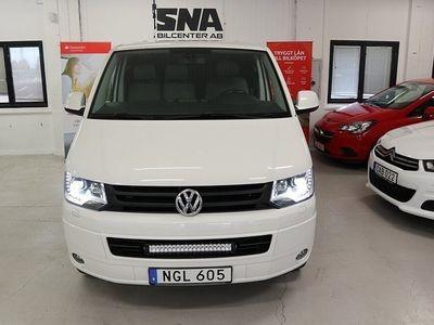 begagnad VW Transporter 2.0 TDI 4Motion DSG GPS DRAG M-Värmare (fjärr)