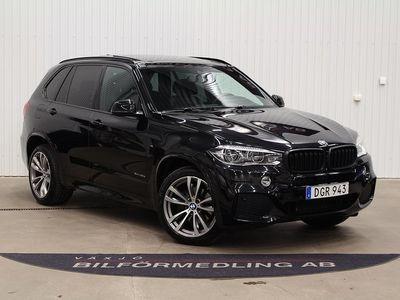 begagnad BMW X5 xDrive40d Steptronic M Sport Euro 6 7-sits 313hk
