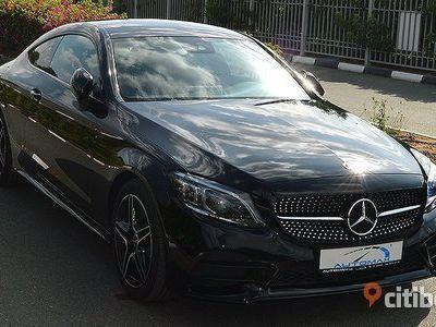 begagnad Mercedes C200 Coupe 2020 AMG, 2.0L Turbo GCC, 0 km w / 2Yr Obegränsad körsträcka + 3Yrs service på EMC