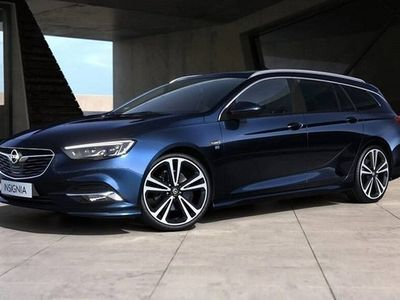 begagnad Opel Insignia ST Business 200AUT