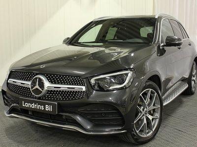 begagnad Mercedes GLC300 d 4 MATIC AMG line