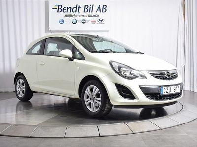 begagnad Opel Corsa 3-dörrar 1.4 Automat 100hk