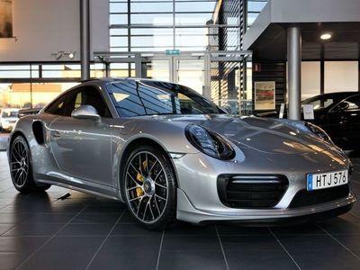 begagnad Porsche 911 Turbo S 991.2 Svensksåld