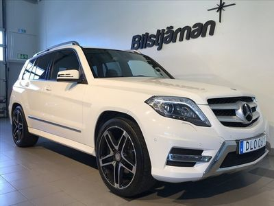 gebraucht Mercedes 220 GLK-KlassCDI 4MATIC 7G-Tronic Plus AMG Sport 170hk
