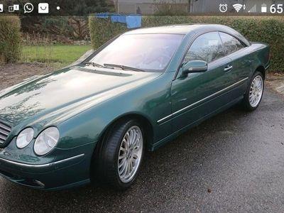 begagnad Mercedes CL500