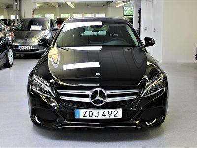 begagnad Mercedes C220 d 4MATIC 9G-Tronic Comfortline Euro 6 170hk