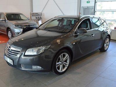 begagnad Opel Insignia CDTi BiTurbo Business Kombi Aut -13