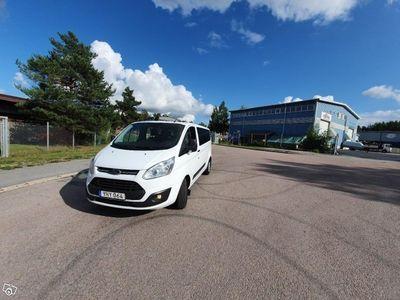 begagnad Ford Custom Transit9 sits 2.2 diesel LÅNG -16