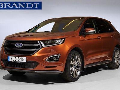 begagnad Ford Edge 2.0 TDCi AWD SelectShift Euro 6 210 -17