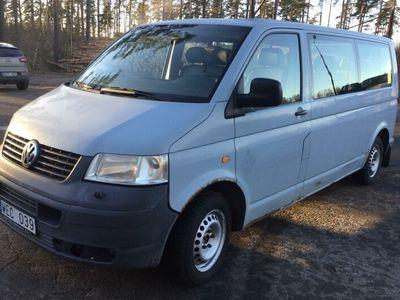 gebraucht VW Multivan Transporter T5 2.5 TDI Minibuss (130hk)