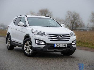 begagnad Hyundai Santa Fe 2.2 CRDi-R 4WD