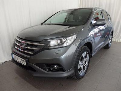 begagnad Honda CR-V 2.2 i-DTEC 4WD (150hk) executive Drag