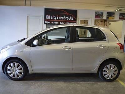 begagnad Toyota Yaris 5-dörrar 1.33 (101hk) VVT-i / Kamkedja / Nyservad & Ny Bes